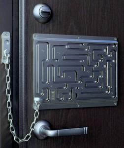 lock-maze
